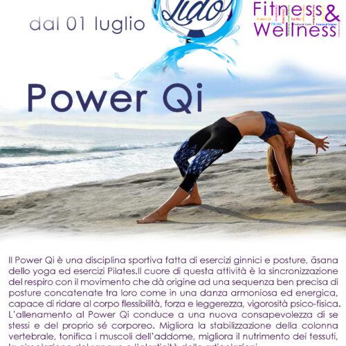Al Lidò partono le lezioni di Power Qi