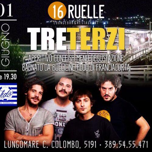 """Aperitivo & live music per la """"prima"""" del Lidò"""